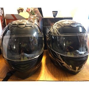 NIB EVOS Racing Helmets $100 Each